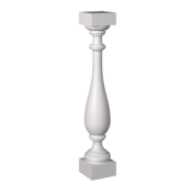 Декоративная балясина