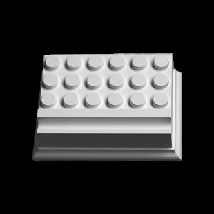 Накладной элемент мутул 4.05.102 Европласт