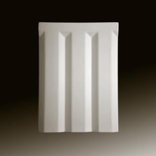 Накладной элемент триглиф 4.06.101 Европласт