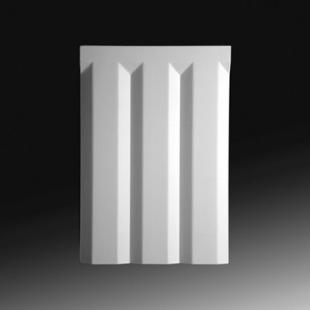 Накладной элемент триглиф 4.36.101 Европласт
