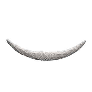 Декоративный орнамент 1.60.002 Европласт