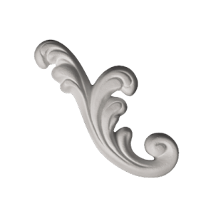 Декоративный орнамент 1.60.009 Европласт