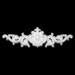 Декоративный орнамент 1.60.028 Европласт