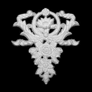 Декоративный орнамент 1.60.037 Европласт