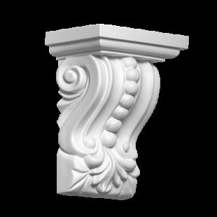 Консоль декоративная 1.19.011 Европласт