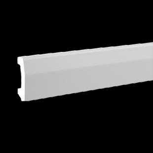 Напольный плинтус из композиционного материала 6.53.106 Европласт