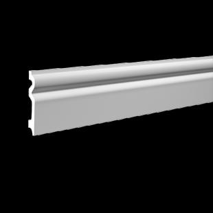 Напольный плинтус из композиционного материала 6.53.109 Европласт