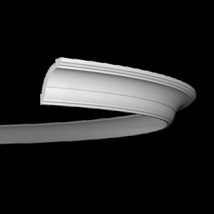 Карниз потолочный гибкий 1.50.101 Европласт