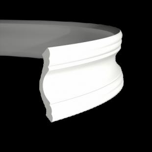 Карниз потолочный гибкий 1.50.102 Европласт