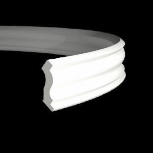 Карниз потолочный гибкий 1.50.103 Европласт