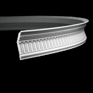 Карниз потолочный гибкий 1.50.104 Европласт