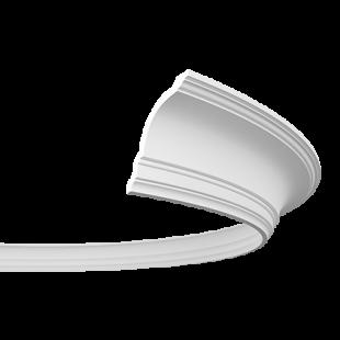 Карниз потолочный гибкий 1.50.108 Европласт