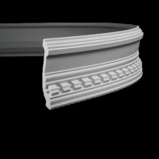 Карниз потолочный гибкий 1.50.109 Европласт