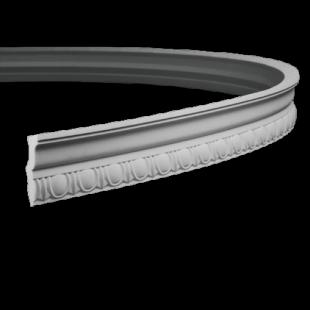 Карниз потолочный гибкий 1.50.112 Европласт