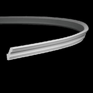 Карниз потолочный гибкий 1.50.115 Европласт