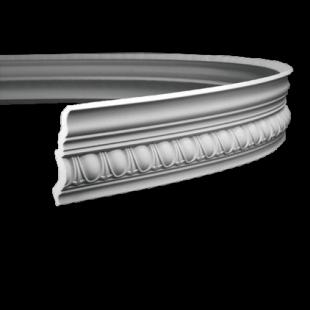 Карниз потолочный гибкий 1.50.116 Европласт
