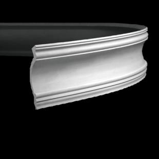 Карниз потолочный гибкий 1.50.117 Европласт