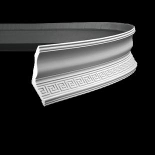 Карниз потолочный гибкий 1.50.118 Европласт