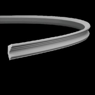 Карниз потолочный гибкий 1.50.122 Европласт