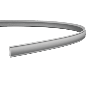 Карниз потолочный гибкий 1.50.123 Европласт