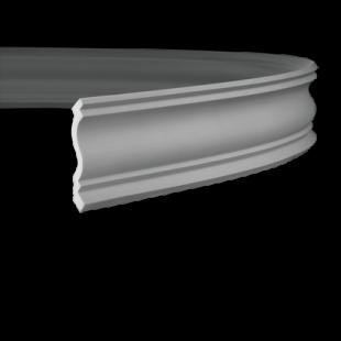 Карниз потолочный гибкий 1.50.126 Европласт
