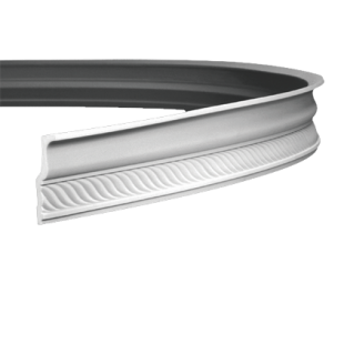 Карниз потолочный гибкий 1.50.127 Европласт