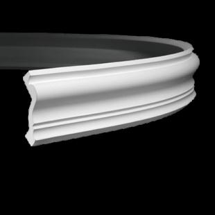Карниз потолочный гибкий 1.50.129 Европласт