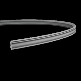 Карниз потолочный гибкий 1.50.130 Европласт