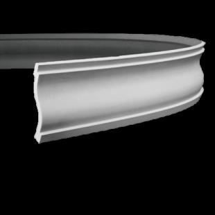 Карниз потолочный гибкий 1.50.131 Европласт