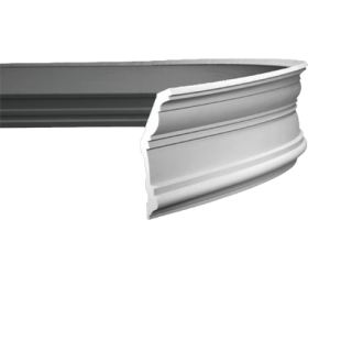 Карниз потолочный гибкий 1.50.132 Европласт