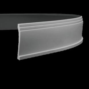 Карниз потолочный гибкий 1.50.135 Европласт