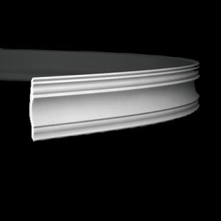 Карниз потолочный гибкий 1.50.139 Европласт