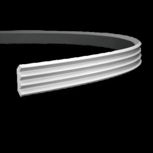 Карниз потолочный гибкий 1.50.140 Европласт
