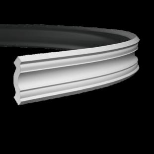 Карниз потолочный гибкий 1.50.141 Европласт