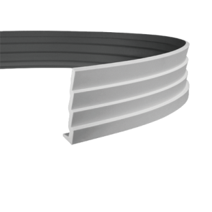 Карниз потолочный гибкий 1.50.142 Европласт