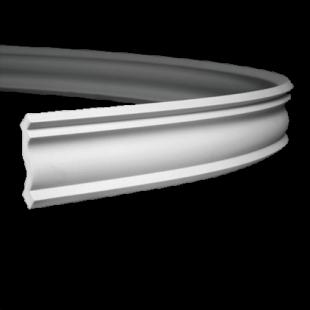 Карниз потолочный гибкий 1.50.143 Европласт
