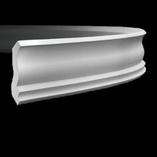 Карниз потолочный гибкий 1.50.144 Европласт