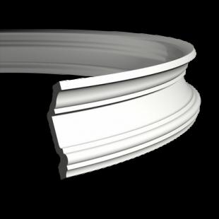 Карниз потолочный гибкий 1.50.146 Европласт