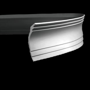 Карниз потолочный гибкий 1.50.147 Европласт