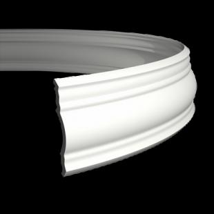Карниз потолочный гибкий 1.50.148 Европласт