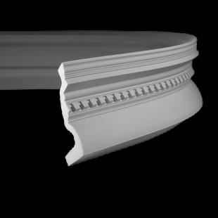 Карниз потолочный гибкий 1.50.152 Европласт