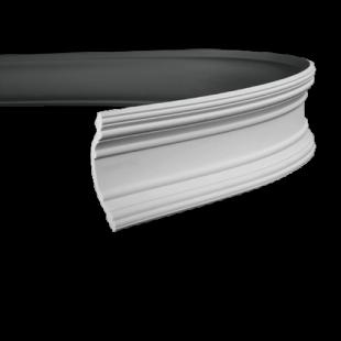Карниз потолочный гибкий 1.50.168 Европласт