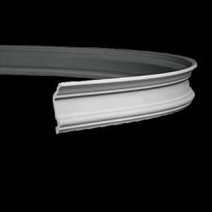 Карниз потолочный гибкий 1.50.177 Европласт