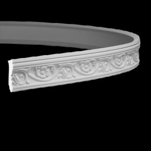 Карниз потолочный гибкий 1.50.181 Европласт