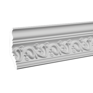 Карниз потолочный 1.50.185 Европласт