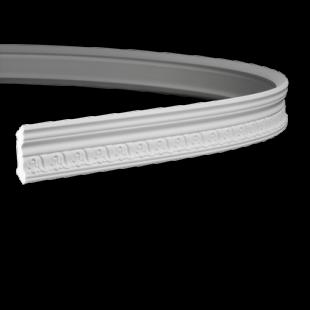 Карниз потолочный гибкий 1.50.187 Европласт