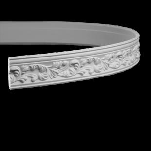 Карниз потолочный гибкий 1.50.189 Европласт