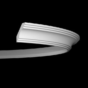 Карниз потолочный гибкий 1.50.199 Европласт
