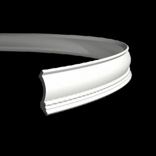 Карниз потолочный гибкий 1.50.208 Европласт