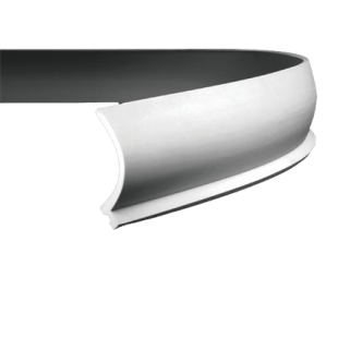Карниз потолочный гибкий 1.50.220 Европласт